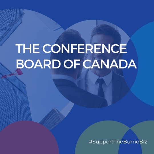 The conference board of Canada text