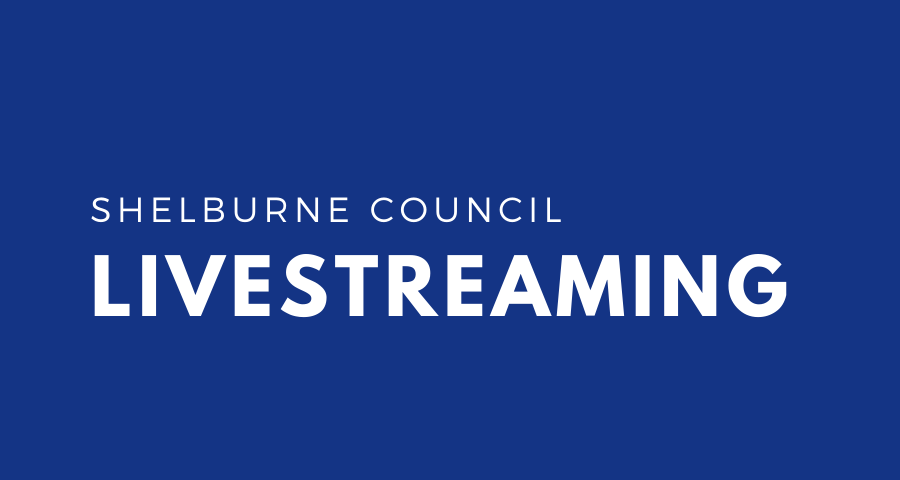 Click Here to live stream Council meeting