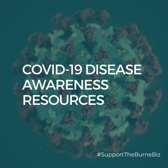 Link to the Coronavirus disease COVID-19 Awareness resources page
