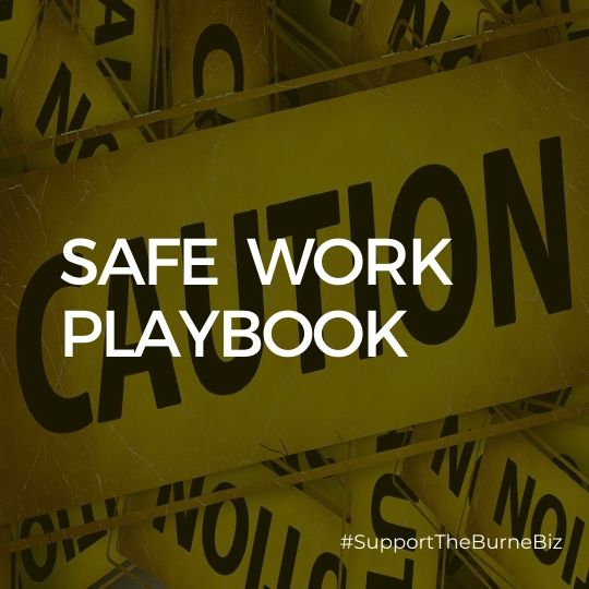 Safe Work Playbook an interactive guide for COVID-19 Pandemic Preparedness and Response