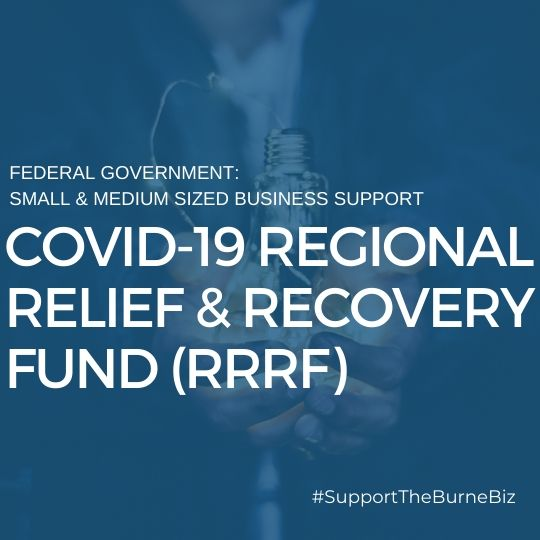 The Regional Relief and Recovery Fund (RRRF)