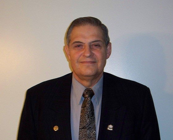 Image of Town Councillor Walter Benotto
